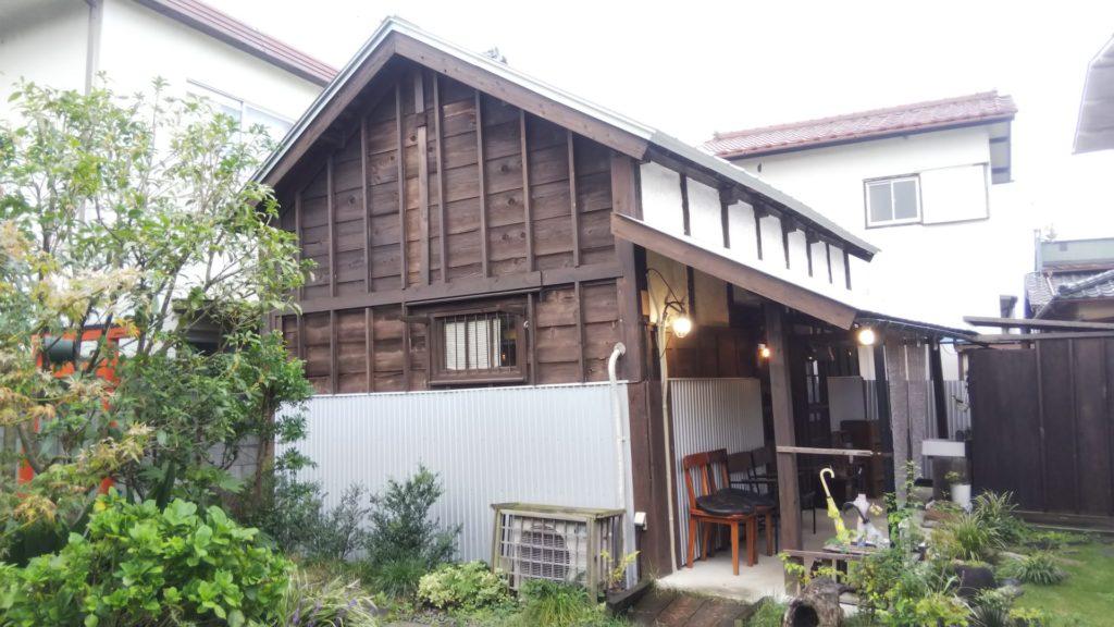 蔵カフェトロン【流山】 建物
