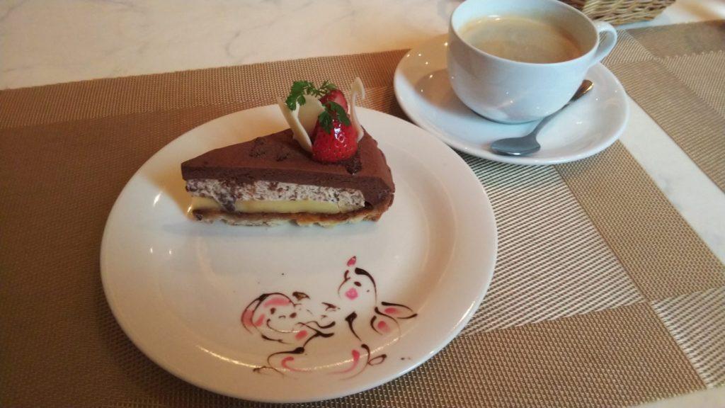 チョコタルト550円(税込)