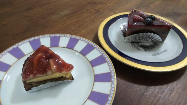 パルファン・ベルの感動するケーキ