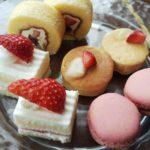 【ホテルニューオータニ幕張】ベイコートカフェのアフタヌーンティーセット!