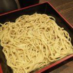 【四ッ谷】本格蕎麦が食べたくなったらココ!麺処NAKAJIMAの蕎麦うどんが凄い!